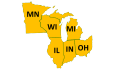 Great Lakes Region Outline